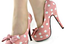 Baa's polka dot love / Love polka dot pattern anywhere
