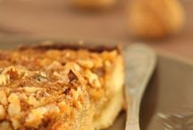 Gourmandises & tartes