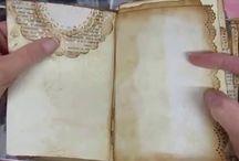 Libros y agendas