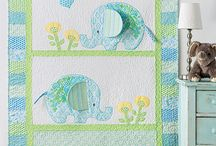 Annie's BoboBaby Elephant Quilt