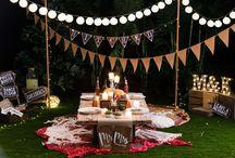 Party Edit: Dusk Wedding