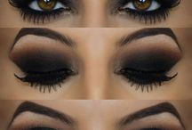 Make up ideas for brown eyes