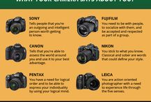 Film and Camera Infographics / Cool Film and Camera Infographics