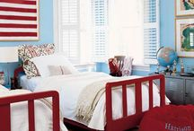 Kids rooms / by Julie Smith