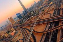 Concrete jungles / Amazing cities around the world