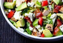 Lunch break / Healthy food for office