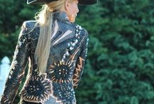Show Very Chic / Western Horse Show Clothing I like.