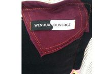 WENHUA DUVERGÉ ~ Votre styliste écolo - chic vous invite à récupérer des nouveaux coussins !