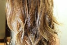 Hair / by Maraya Slatter
