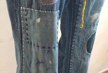Jeans.    Vintaqe