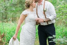 Southern Weddings / A variety of weddings photographed in the Southern US