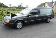 Volvo lijkauto likbil hearse