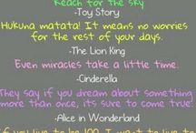 Disney theme / All about disney