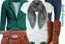 Cold weather fashion! / by Leila Gonzalez