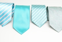 Mint Green Ties / Pins of mint green neckties and bow ties. See our latest mint hued tie collections and  get style inspiration on how to best pair them with suit and shirt. / by Bows-N-Ties | Inspiration for Men's Ties, Bow Ties, & Neckties