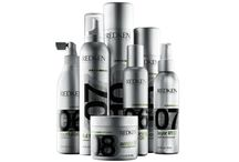 Volume / This volumizing Redken hair styling product line boosts body for fashionable, full-volume looks. There are 15 different product within the collection, that will help to achieve amazing hair styles. Discover your favorite volumizing hair styling product!  / by Victoria's 5th Avenue Salon
