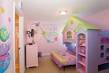 Kids Bedrooms - Little Girls