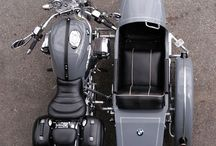 Moto side car