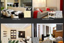 Dekoracyjny tynk bawełniany COTTON-WALL / Dekoracyjny tynk bawełniany COTTON-WALL znany też jako tynk japoński to nowa jakość w dekorowaniu ścian i sufitów oraz remontowaniu pomieszczeń. Tynk bawełniany łączy w sobie nowoczesność i tradycję, prostotę w użyciu i finezję uzyskanego wykończenia. Wyobraź sobie, jak wygląda i jaki komfort daje ściana pokryta w 100% naturalnym tynkiem bawełnianym: jest przytulnie, ciepło i cicho.  Znajdziesz w naszej ofercie: http://www.fantazjastudio.pl/oferta/efekty-dekoracyjne/cotton-wall/galeria