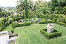 Vegetable Gardens / Interesting Vegetable Gardens