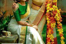 Kerala attire