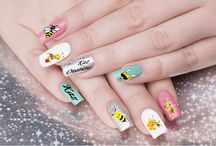 Animal / Insects / Birds Nail Art