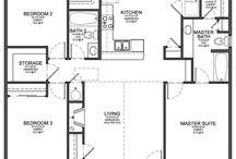 Spec House Plans