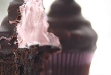 Kitchen- Cake, cupcakes, muffins / cake, cupcake, muffin, quick breads, doughnuts / by Katie Lake