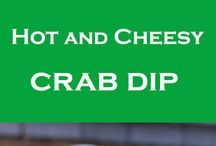 Dip Recipes / Dip recipes for gatherings! Game day, holidays, family parties, or whenever you might need a dip recipe to serve.