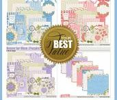 Scrapbook - Roses for Mum / Products & Layouts for Roses for Mum Collection