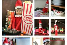 Elf on the Shelf Inspiration / by Fabulessly Frugal