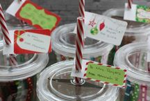 Simple Homemade Gifts / Homemade Christmas gifts that you can make for any family member, friend, or neighbor! Please ONLY pin things that can be gift ideas, no recipes unless they are in a jar. 3 Pins per day max.