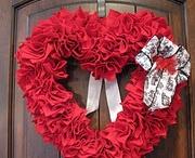 Valentine's Day ... / by KarenandJimmy Bennett