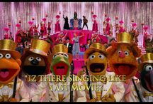 The Muppets made my day: happy to be iinvolved as mix engineer for the orchestral score of the Muppets special Super Bowl trailer. / Muppets, Super Bowl 2014 and me: I have a great job working as engineer/producer and it is very exiting when my work reaches so many people. But even better: it's the Muppets!