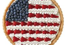 July 4th Desserts / Dessert options for your 4th of July party.