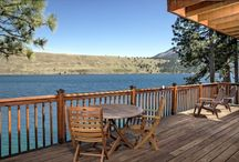 SPRING BREAK 2016 / Vacation Rental Homes @wallowa lake open for Spring Break 2016