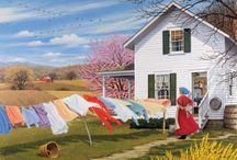 Rural living / by Linda Wilds