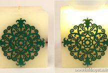 Amazing candles /
