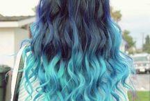 Peinados. / Peinados y tipos de cabello.