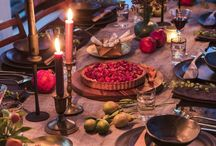 Festive Styling / Styling for dinner parties, seasonal events and fun times!
