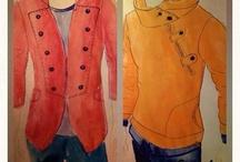 Men Fashion Sketch