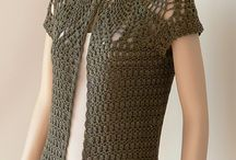 Clever Crochet - Clothing / by Allison Parrish