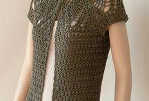 Crochet / Bluzon
