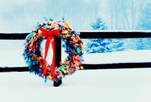 It's the Most Wonderful Time of the Year ...  / All things CHRISTMAS and winter!  I love both ... ENJOY! / by Carla Kaiser Kotrc