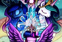 My Little Pony-Royal Familly