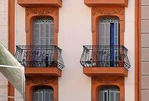 Case e strade/Houses and streets