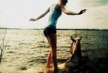 Kelpies / Water Horse