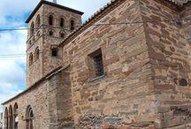 Iglesia de Tábara / Románico de Zamora