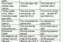 yabancı dile katkılarım