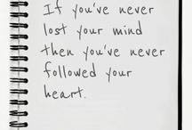 Citat / Om kärlek